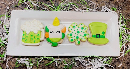 Luck of the Irish Cookie Decorating Class! tickets