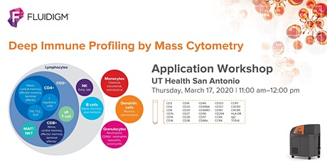 Technical Application Seminar: Deep Immune Profiling by Mass Cytometry tickets