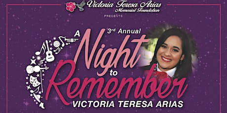 "3rd Annual ""A Night to Remember"" Gala tickets"