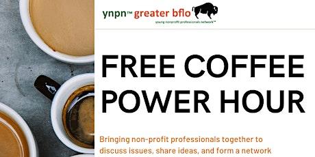 YNPN March Coffee Power Hour - Niagara Falls tickets
