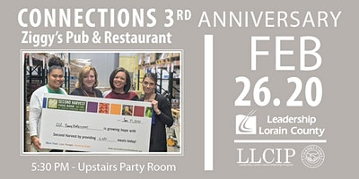 CONNECTIONS 3rd Anniversary Celebration