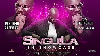 ★ ☆ Singuila en showcase à l'Etoile ★ ☆ billets