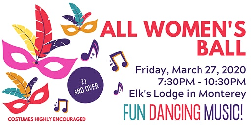 14th Annual All Women's Ball