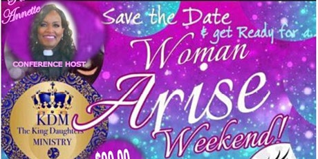 2020 Woman Arise Empowerment Gathering -WAEG tickets