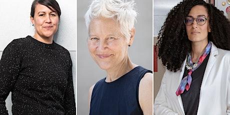 A Conversation with Natalie Diaz, Ann Hamilton & Deana Haggag tickets