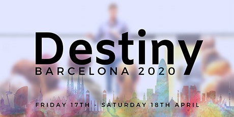 Destiny Barcelona 2020 : PSA Spain First Anniversary Summit entradas