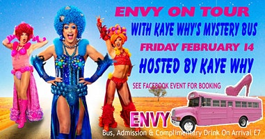 Envy On Tour with Kaye Why