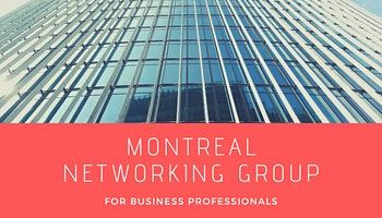 Join us! Become a leader and be part of a networking group!