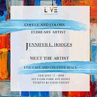 Coffee & Colors: Jennifer Hodges