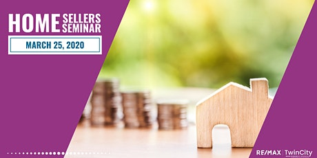 March 25, 2020 Home Sellers Seminar with the Cindy Cody Team tickets