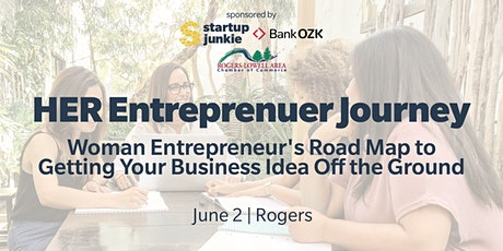 The Woman Entrepreneur's Road Map to Getting Your Business Off the Ground entradas