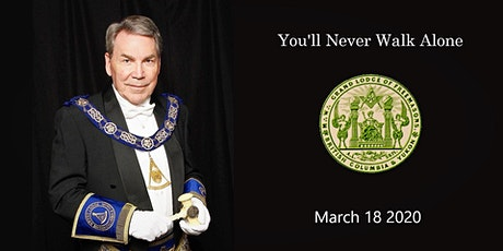 The Grand Master's Official Visit to District № 1 tickets