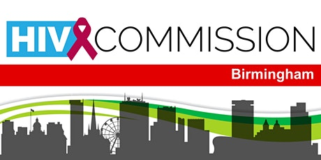 HIV Commission: Birmingham hearing session tickets