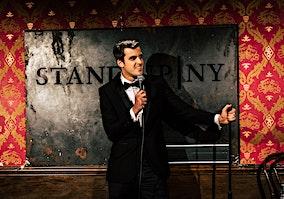 NYC Comedy Invades Weymouth