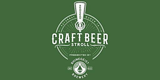 Craft Beer Stroll