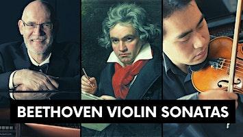 Beethoven Violin Sonatas: Frank Ho with Joachim Segger