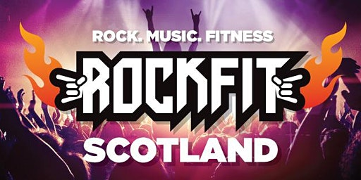 RockFit with Rebecca (Glasgow) FREE LAUNCH!!