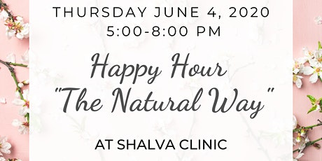 Happy Hour - The Healthy Way! tickets
