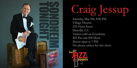 Craig Jessup Sondheim Tonight tickets