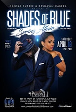 Shades Of Blue tickets