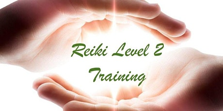 Reiki Level 2 Training tickets