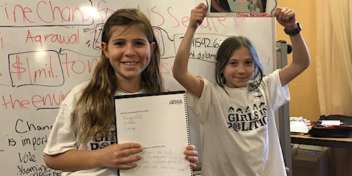 Camp Congress for Girls Palo Alto Fall 2020