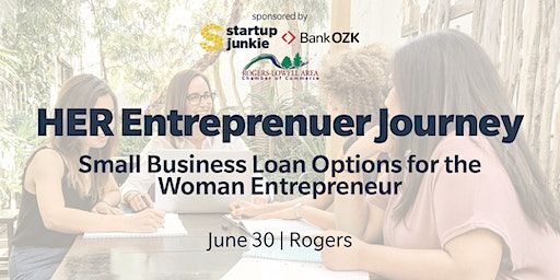 Small Business Loan Options for the Woman Entrepreneur