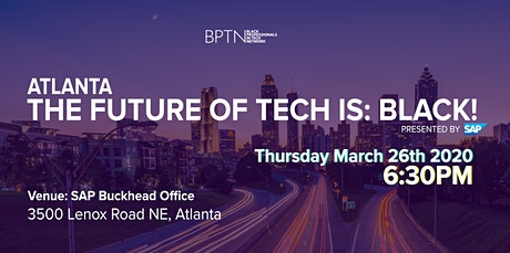 Black Professionals In Tech Network - Atlanta tickets