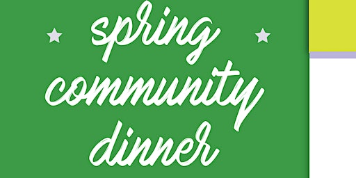 Homewood Children's Village March 2020 Community Dinner