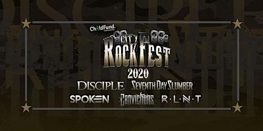 City Rockfest Victoria TX 2020