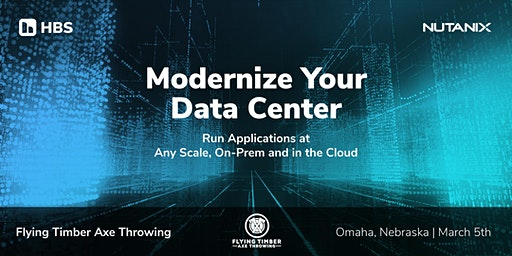 Modernize Your Data Center: Run Applications at Any Scale, On-Prem and in the Cloud