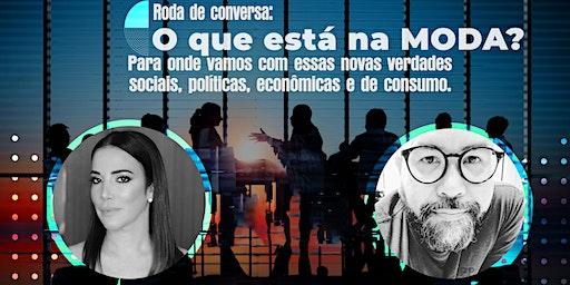 Roda de conversa: O que está na MODA? - Recife