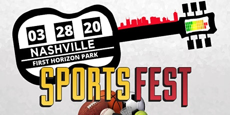 SportsFest 2020 - Booth Sales tickets