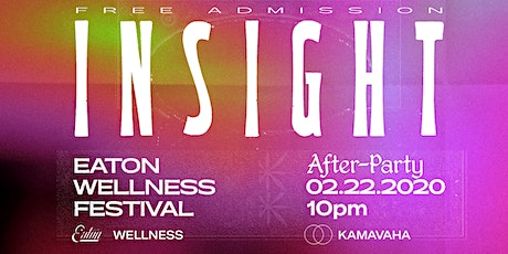Insight After Party tickets
