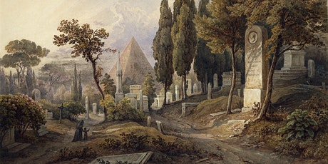 THE PROTESTANT CEMETERY AT ROME IN ART AND HISTORY by N. Stanley-Price tickets
