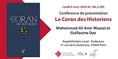 Conférence de présentation Le Coran des historiens