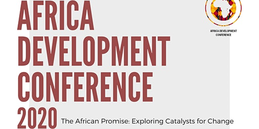 AFRICA DEVELOPMENT CONFERENCE 2020