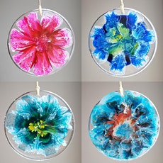 Resin Flowers - Small group workshop tickets