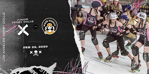 JUNIOR DERBY DOLLS - Jr X vs Minor Assaults