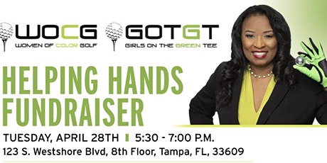 Women of Color Golf Helping Hands  Fundraiser tickets