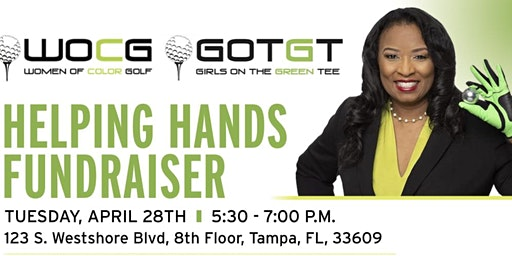 Women of Color Golf Helping Hands  Fundraiser