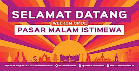 Pasar Malam Istimewa XL - Rotterdam Ahoy tickets