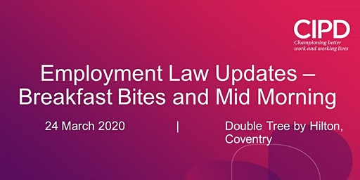 Employment Law Update - Breakfast Bites