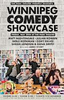 Winnipeg Comedy Showcase - 6th Anniversary Show