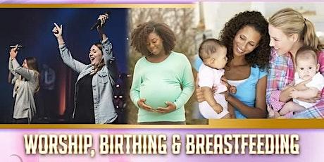 Virtual  Breastfeeding Class tickets