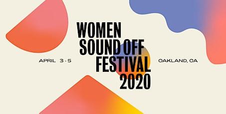 WOMEN SOUND OFF FESTIVAL 2020 - Welcoming Mixer tickets