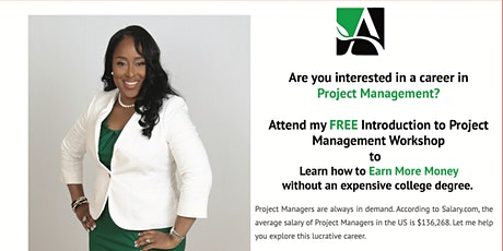 Free Introduction to Project Management Workshop tickets