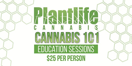 Cannabis 101: Educational Session (Sunwapta) tickets
