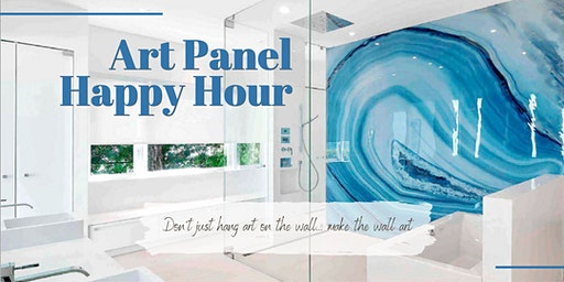 Art Panel Happy Hour