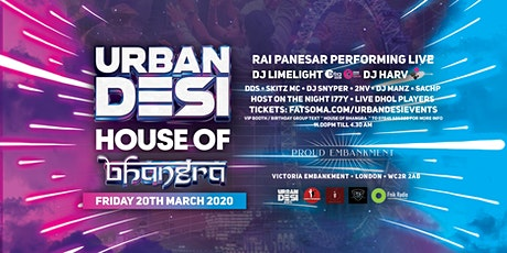 House of Bhangra tickets